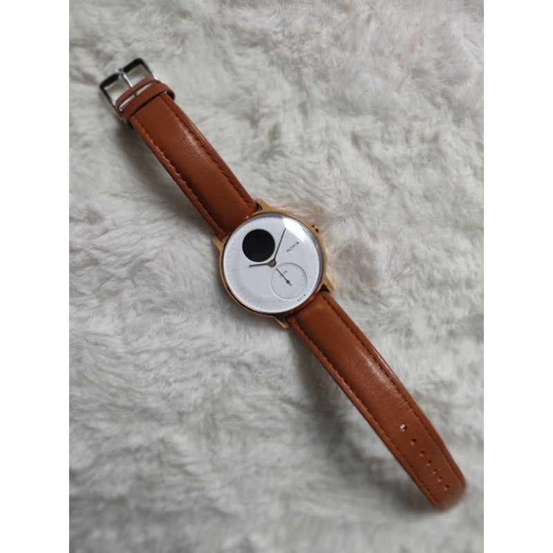 Nokia by Withings Steel HR -fittnesskello - 1